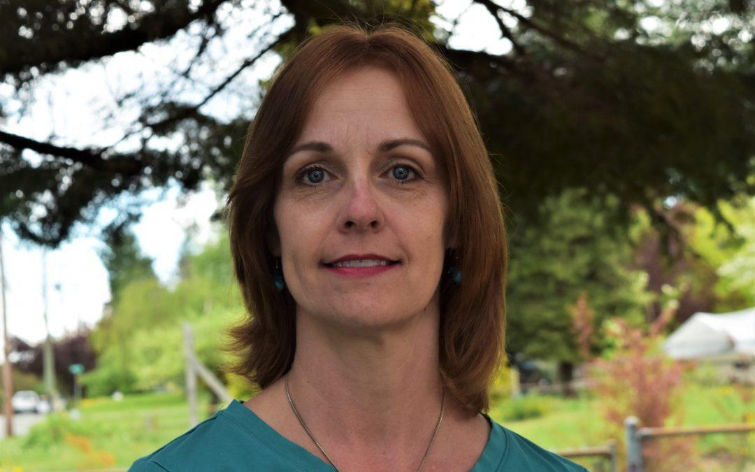 Tracy Wharram